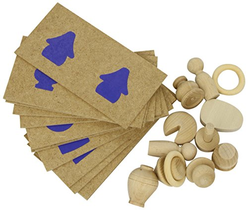 Imagen 1 de Goula - Percepción táctil y asociación 2, juego educativo (Diset 51209)