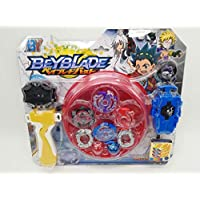 Beyblade With Circuit, Small Size Red E5215