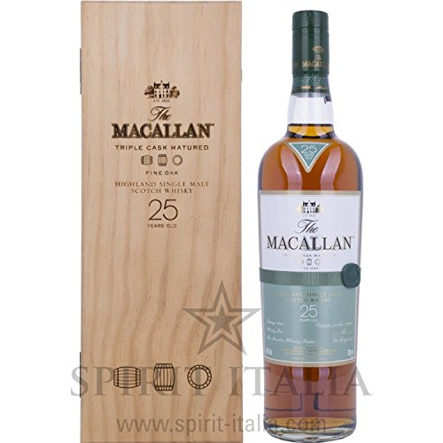 Macallan Fine Oak Triple Cask Matured in Holzkiste 43,00 %