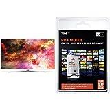 LG 65UH7709 164 cm (65 Zoll) Fernseher (Ultra HD, Triple Tuner, Smart TV)+ HD PLUS CI+ Modul für 6 Monate (inkl. HD+ Karte, optimal geeignet für UHD, nur für Satellitenempfang) Bundle