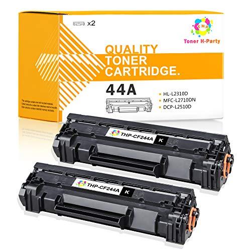 Tóner H-Party 2 Pack Compatible HP 44A CF244A Toner