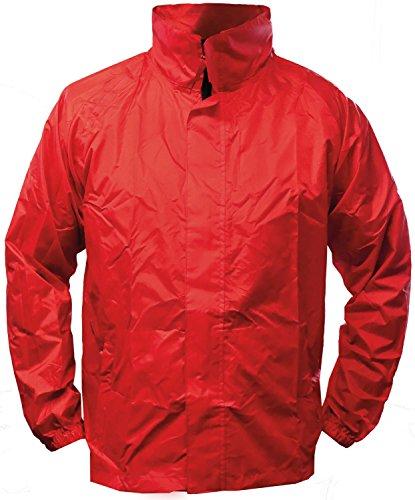 Fifty Five Regenjacke Funktionsjacke Wellington Rot 4XL