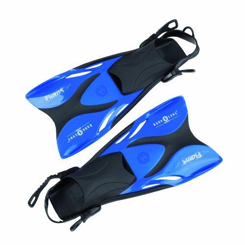 Preisvergleich Produktbild Aqua Lung 63306 - Schwimmflossen Flame metallic, 33-36, blau