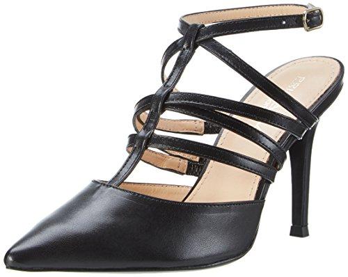 Primafila - 97.3.074, Chaussures À Talons Femme Noir (noir)