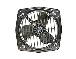 Usha Turbo Jet Deluxe 300 mm 3 Blades Exhaust Fan (Metallic Grey)