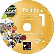 Politik & Co. Niedersachsen LM 1 - neu: CD-ROM