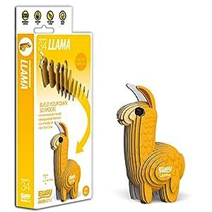 EUGY D5011 Kit de Manualidades Modelo Llama, 3D