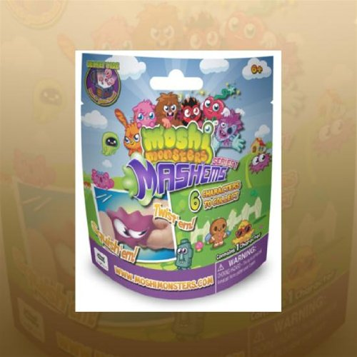 Moshi Monsters Mashems - Quetschfiguren