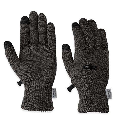 outdoor-research-damen-handschuhe-womens-biosensliners-charcoal-m