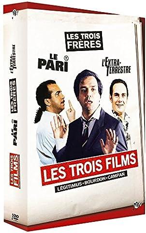 Les Trois frères + Le Pari +