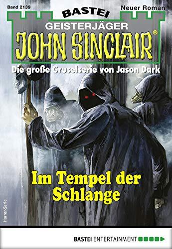John Sinclair 2139 Horror-Serie: