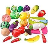 niceEshop(TM) Educación Niños Juego de Imaginación Vegetales de la Cocina Alimentos Juguetes para los Niños