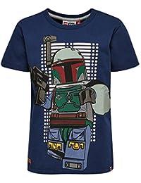 LEGO Star Wars Teo 150-T-Shirt, Camiseta para Niñas