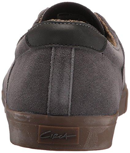 C1RCA Alto, Scarpe da Ginnastica Unisex – Adulto Charcoal/Gum