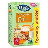 Hero Baby Pap 8 Cereales Galleta Hb Est - 820 gr