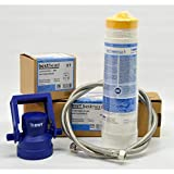 BWT Bestmax Small S Kit Complet de Filtre à Eau avec tête de Filtre 9,5 mm Ensemble de tuyaux BWT812218