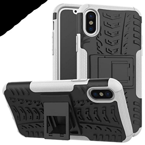 iPhone5 SE Foldable Stand Case, Very Light Slim Car Tire Pattern Style, WEIFA 2017 Newest Super Cool Anti-Drop Protection Armor CellPhone Cover Case For iPhone 5S SE Blue !White