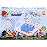 Angry Bird Mini English Leaning Laptop For Kids (Multi Color)