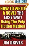 How To Write A Novel The Easy Way Usi...