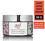 Bff Skincare & Fragrances Organic Minimizing Cream for Rapid Acne Treatment & Scar