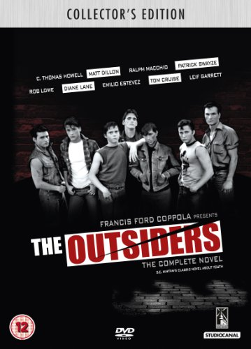 The Outsiders 2 Disc Special Edition  with Patrick Swayze New (DVD  2011)