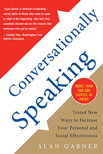 Conversationally Speaking: Tested New Ways to Increase Your Personal and Social Effectiveness (English Edition) por Alan Garner