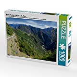 Machu Picchu, 2.360 m ü. M., Peru 1000 Teile Puzzle quer (CALVENDO Orte)