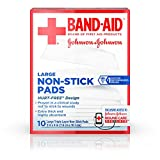 Best Band-Aid Bandages - Band-Aid First Aid Pads First Aid Covers Large Review