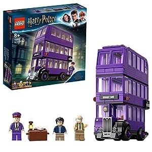 LEGOHarryPotterNottetempo,SetdaCollezioneconAutobusGiocattoloa3PianiconMinifigure,75957 LEGO