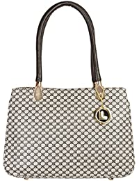 Levise London Stylish Artificial Leather Hand Bags For Ladies - Spacious, Durable Handbags For Women