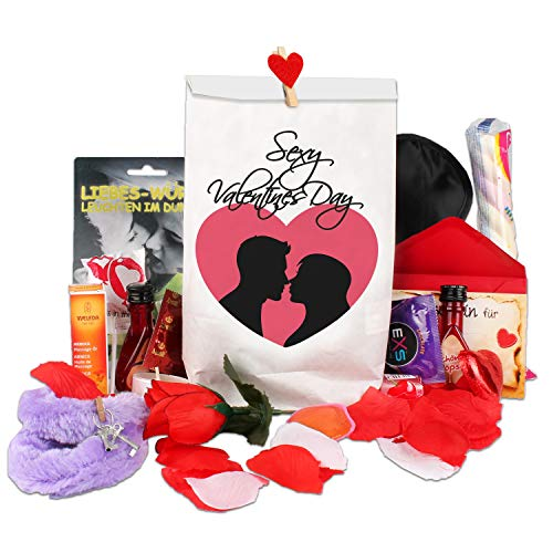 Sexy Valentines Day – Die Wundertüte als erotisches Geschenk zum Valentinstag für Paare