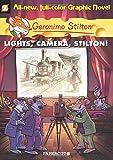 Geronimo Stilton Graphic Novels 16 Lights, Camera, Stilton!
