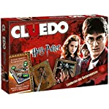 Winning Moves 10944–Cluedo Harry Potter Collector 's Edition