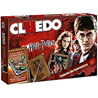 Winning Moves 10944 – Cluedo Harry Potter Collector's Edition