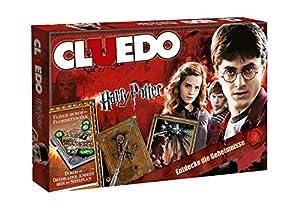 Winning Moves Cluedo Harry Potter Niños y Adultos Deducción - Juego de Tablero (Deducción, Niños y Adultos, 8 año(s), Alemán, Alemán, Interior)