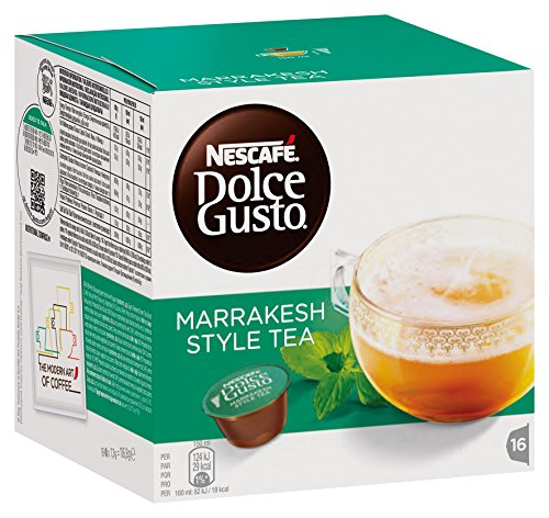 Capsules Marrakesh Tea Dolce Gusto