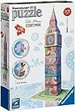Ravensburger - 12569 - Puzzle 3D Building - 216 Pièces - Big Ben Tula Moon