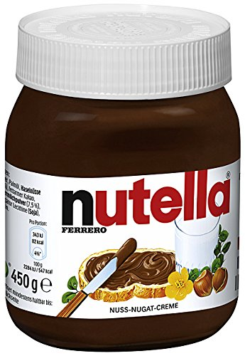 Nutella 450g - Lot de 5