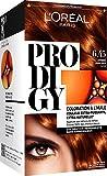 L'Oréal Paris Prodigy Coloration Permanente à l'Huile Sans Ammoniaque 6,45 Blond Foncé Cuivré