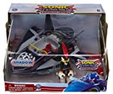 Sonic The Hérisson All Stars Racing Transformed Shadow avec Figurine Avion