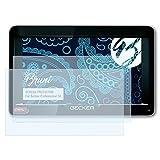 Bruni Schutzfolie für Becker Professional 50 Folie - 2 x glasklare Displayschutzfolie