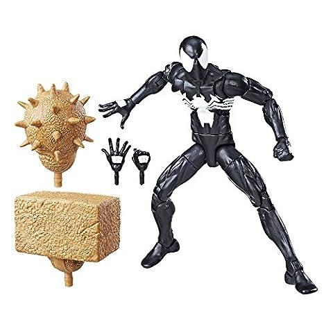 Marvel Legends: Spider-Man - Symbiote Spider Man 15cm Figurine
