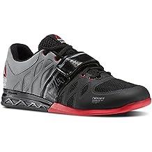 Reebok Crossfit Lifter 2,0 Zapatillas de entrenamiento para hombre negro/gris gimnasio Fitness