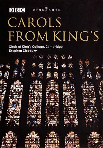 Carols From Kings [DVD] [2000] [...