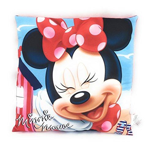 Minnie Kissen Fantasie Kinder-35x 35cm Mouse-Disney (Kissen Minnie Mouse)