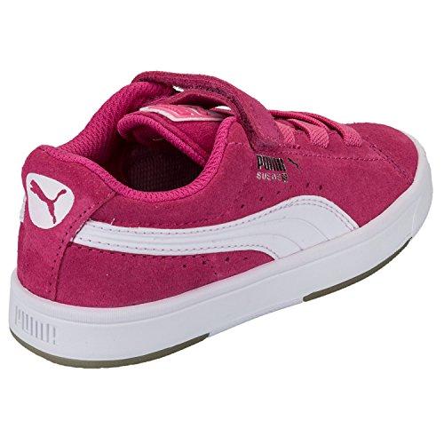 Puma , Baskets pour fille Rose