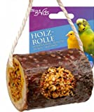 JR-Farm Bird Holzrolle Wellensittich