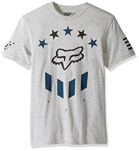 Fox Head Herren T-Shirt Heather Grey