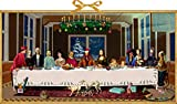 Wandkalender - Das Weihnachtsmahl
