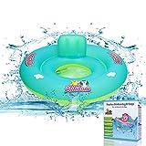 Milidom Baby Schwimmring I Baby Schwimmsitz 12 Monate - 6 Jahre